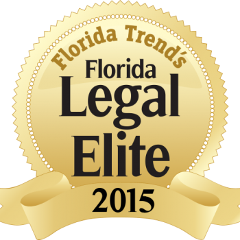Florida Trends: Florida Legal Elite 2015