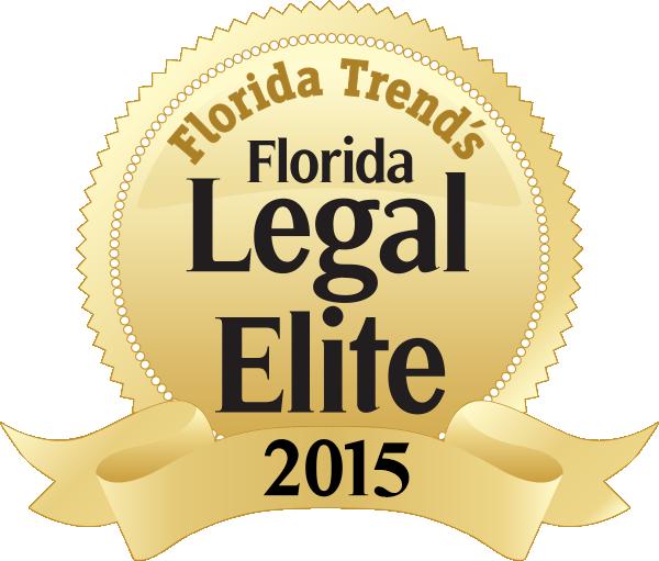 Florida Trends: Florida Legal Elite 2015