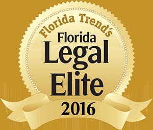 Florida Trends: Florida Legal Elite 2016