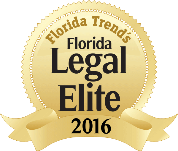 Florida Trends: Florida Legal Elite 2016