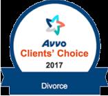 Avvo Clients Choice 2016: Divorce